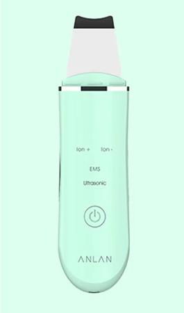limpiador-facial-electrico-verde